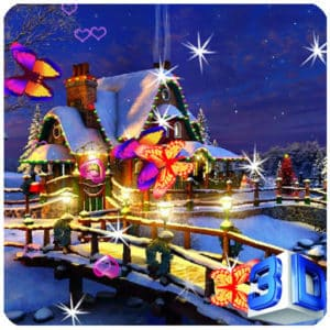 3D Christmas Live Wallpaper Thanh_Lan