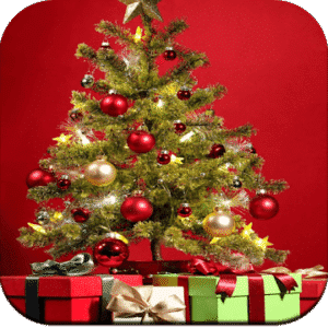 Christmas Clipart Wallpaper – Christmas Wallpaper 4K Logo