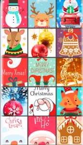 Christmas Clipart Wallpaper – Christmas Wallpaper - Wallpaper Grid
