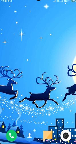 Christmas Clipart Wallpaper – Preview 3 of Christmas Wallpaper 4K Logo