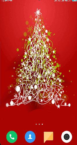 Christmas Clipart Wallpaper – Preview of Christmas Wallpaper 4K Logo
