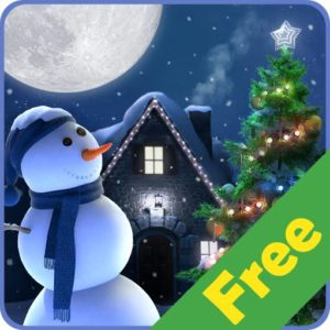 Christmas Moon free TDL media