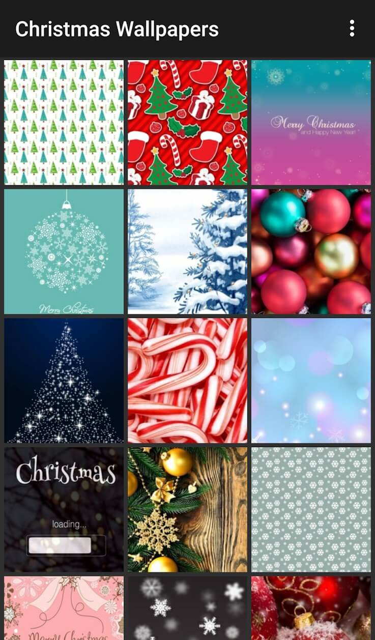 Christmas Wallpapers eBook Apps 1