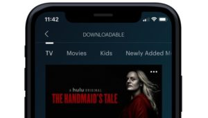 Watch movies and TV shows on Hulu without the need for an internet connection