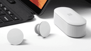 The revolutionary Surface Earbuds