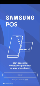 Samsung POS is already available to download