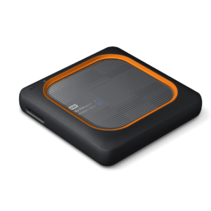 WD My Passport Wireless SSD External Portable Drive