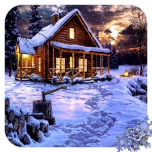 Winter Holiday Live Wallpaper Acinis