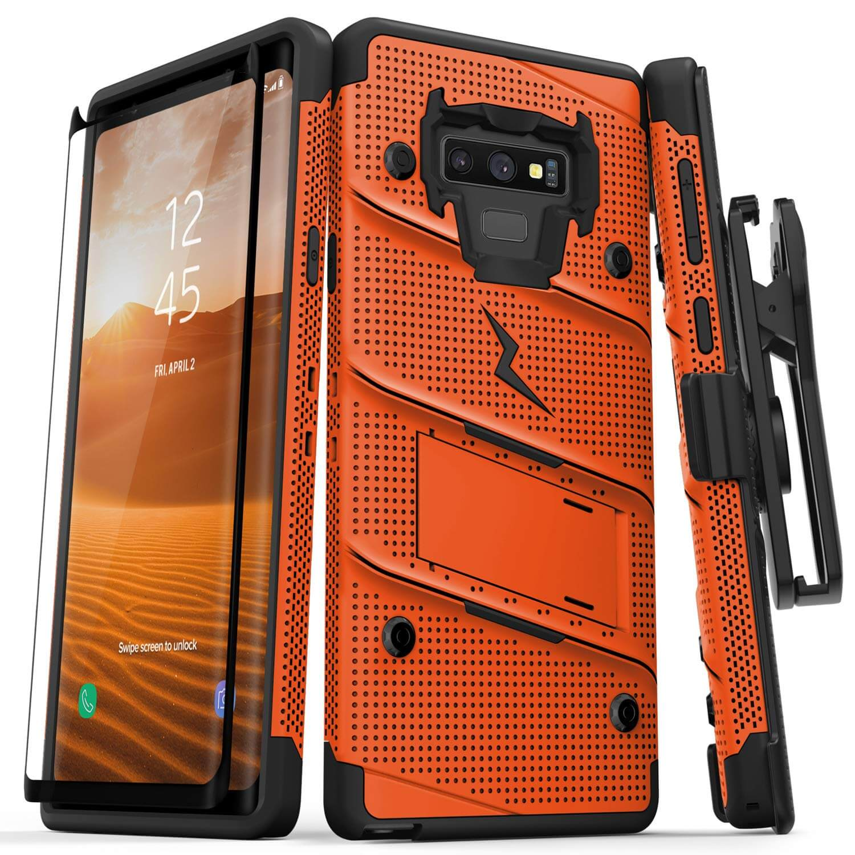 ZIZO_Bolt_Series_Orange_Black