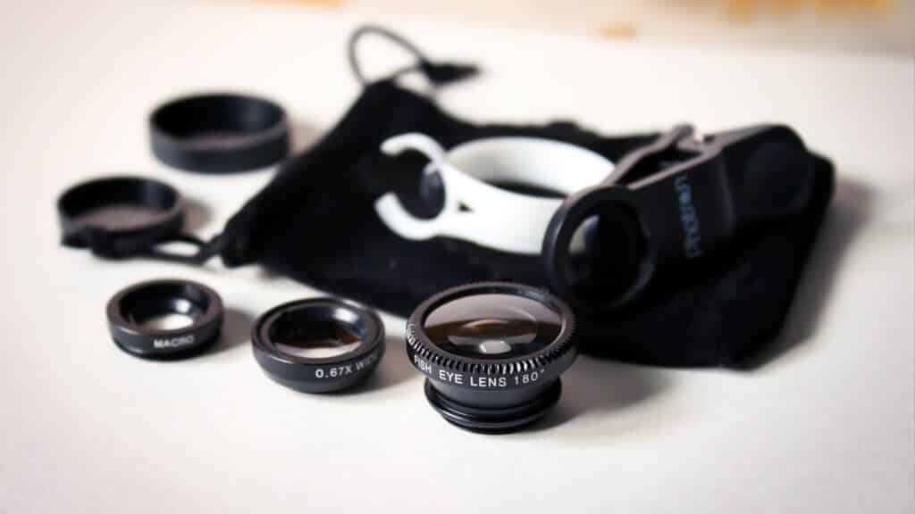 9 Best Cell Phone Camera Lens Attachments for Android