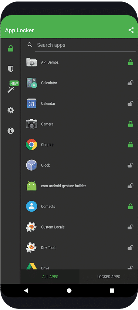 AppLocker | Lock Apps - Fingerprint, PIN, Pattern BGNmobi