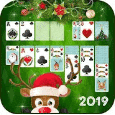Best Christmas Solitaire Game Apps - Classic Solitaire 2019