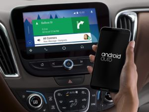 Samsung smartphones now work with Android Auto wirelessly