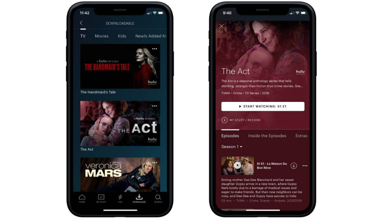 Hulu's downloads for offline viewing comes to Android