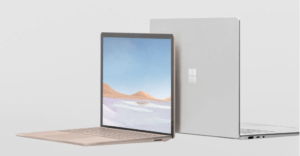 Elevated designs for Microsoft's Surface Laptop 3 (Photo credits: Microsoft Store)