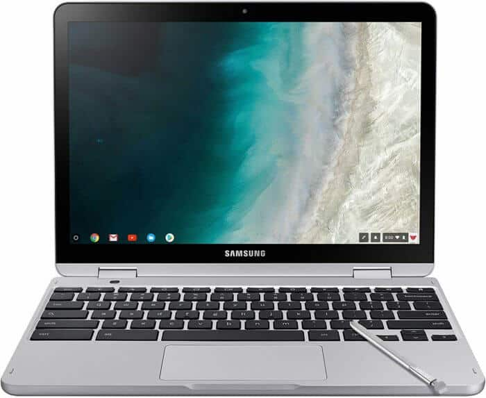 The Best Chromebook for students - Samsung Chromebook Plus V2