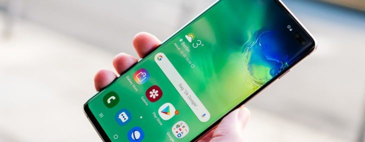 Android 10 beta starts to roll out to Samsung Galaxy phones