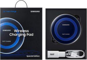 Samsung Charger Black/Blue