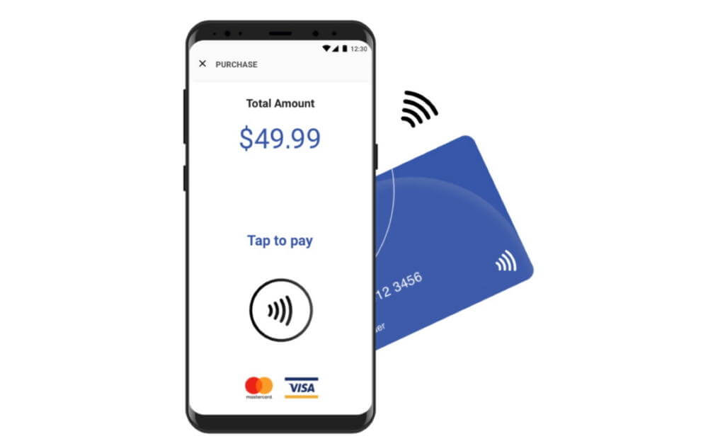 Samsung phones can now be used as a payment terminal that lets merchants accept payments