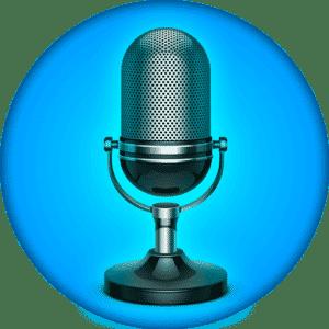 translate voice logo