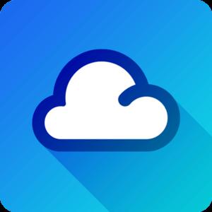 1weather app logo