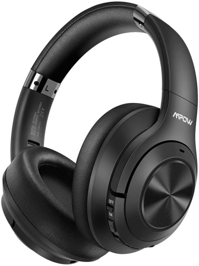Best Android Headphones, Earphones, and Earbuds - Mpow H21 Wireless Headphones