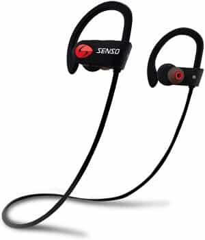 Best Android Headphones, Earphones, and Earbuds - Senso Workout Earphones