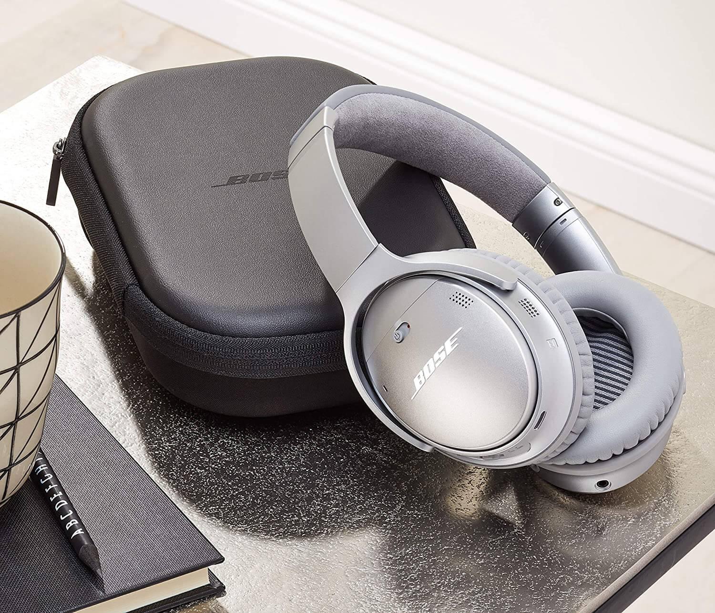 Best Android Headphones, Earphones, and Earbuds - Bose QuietComfort 35 Headphones (Series II)