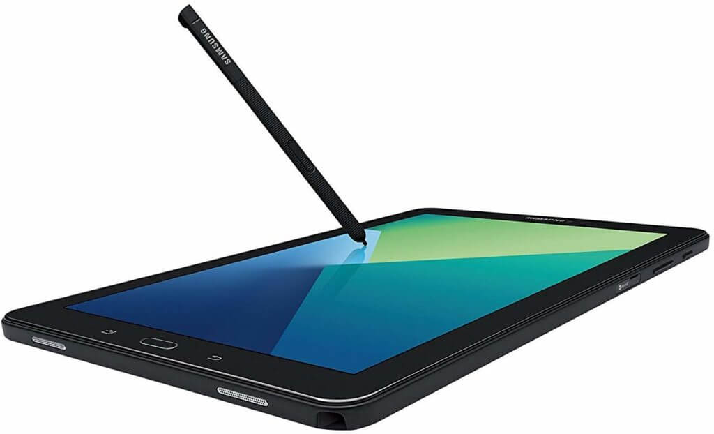 Best Android Tablets for Drawing- Samsung Galaxy Tab A with S-Pen