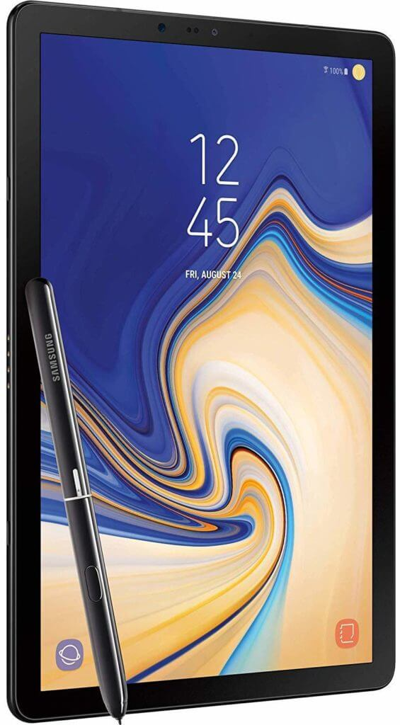 Best Android Tablets for Drawing - Samsung Galaxy Tab S4