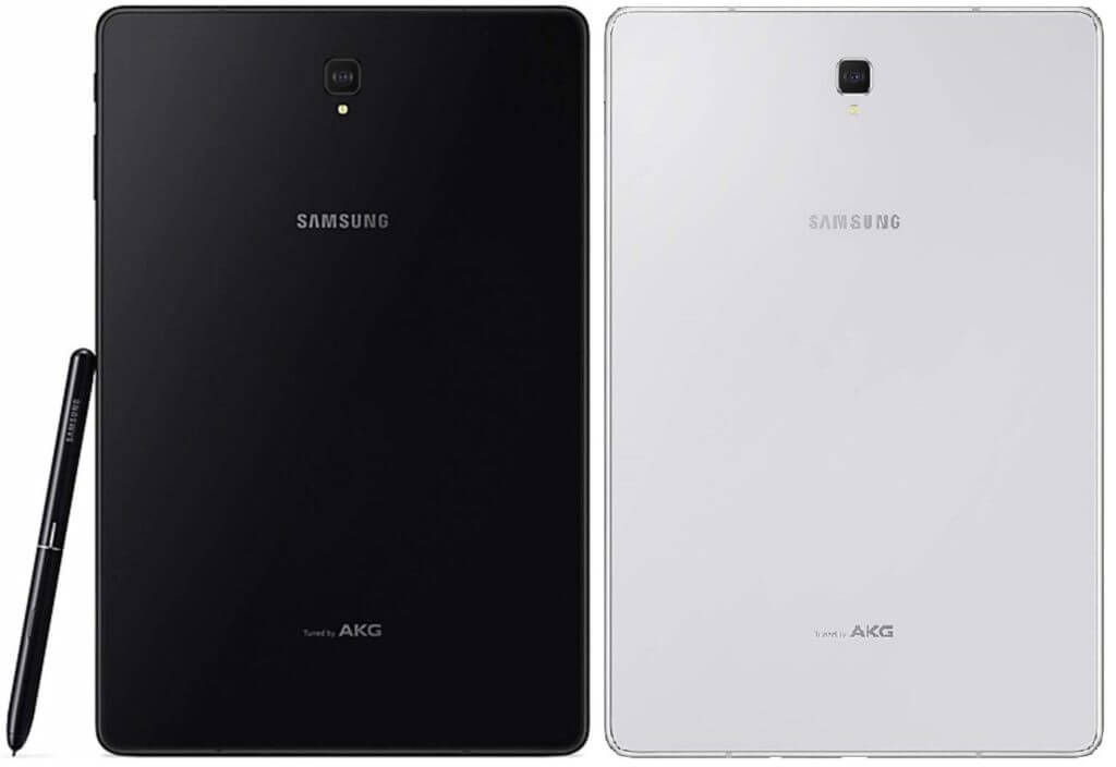 Best Android Tablets for Drawing - Samsung Galaxy Tab S4 Available Colors