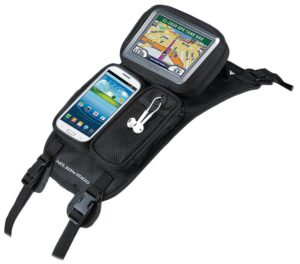 Best Motorcycle Phone Mount - Nelson-Rigg Strap Mount