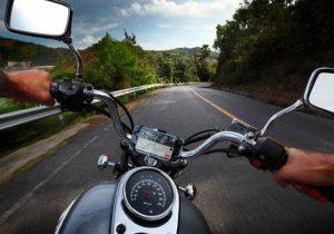 Best Motorcycle Phone Mount - Sample of Roam Universal Premium on Mount