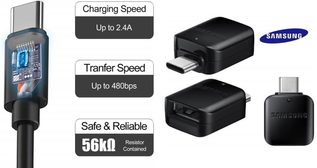 Best Samsung Galaxy S9 Charging Cables Fast Adaptive Wall Charger Features