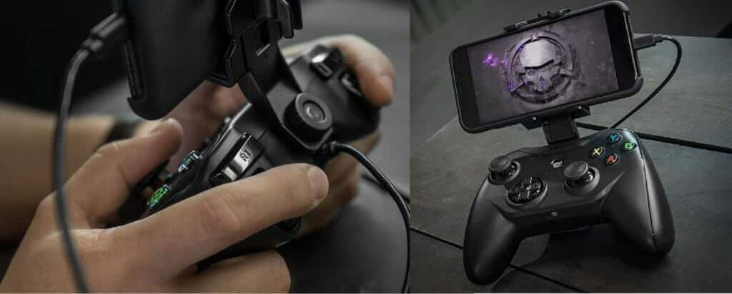 Best USB-C Game Controllers for Android - Rotor Riot USB-C Gaming Controller Features