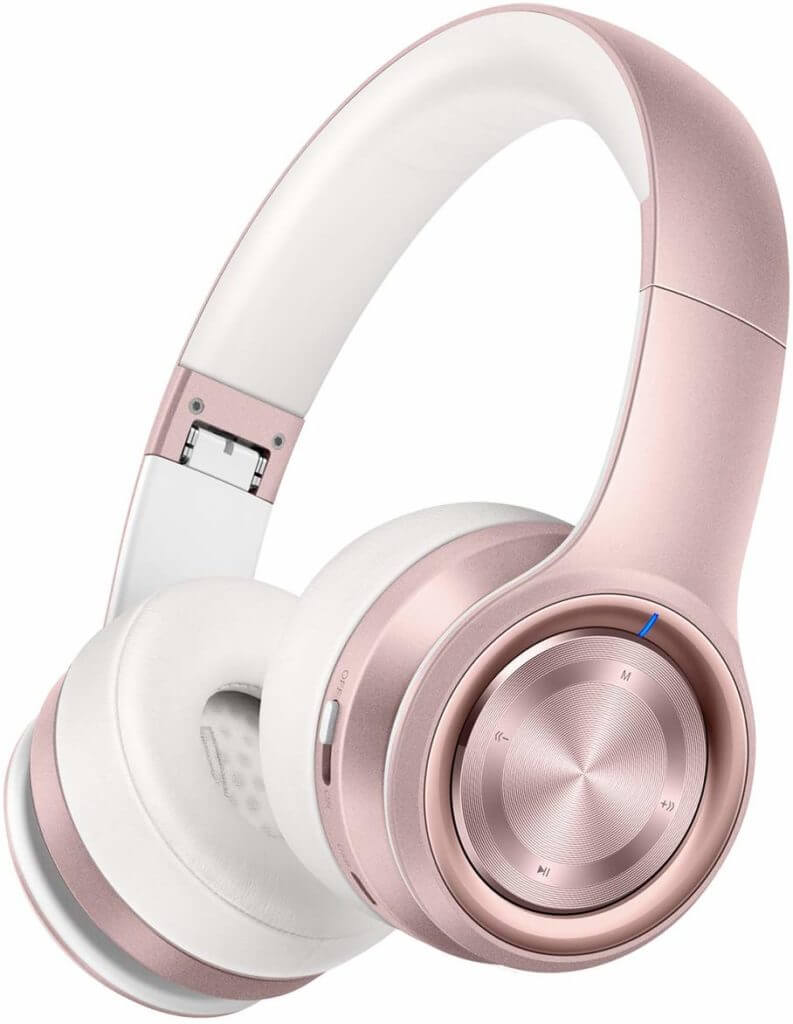 Best Wireless Headphones for Android - Picun Over Ear Wireless Headphone