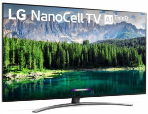 Cyber Monday Deals - LG Nano 8 Series TV