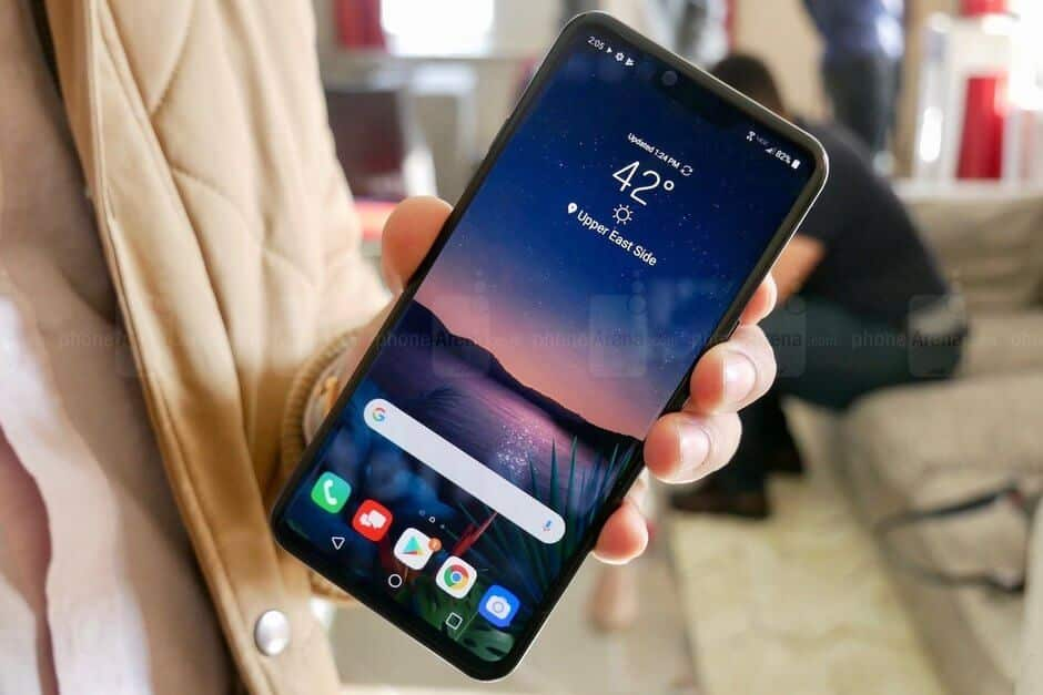 The Best Black Friday deal: LG G8 ThinQ is just at $400