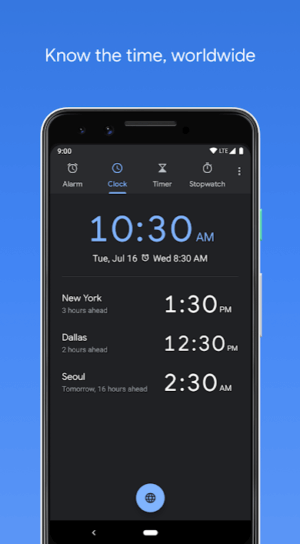 5 Best World Clock Apps For Android Joyofandroid Com