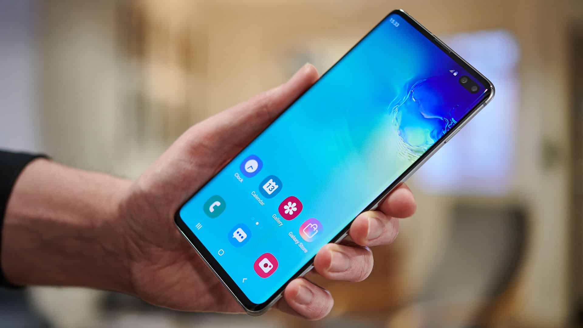 Samsung Galaxy S11 leak reveals bigger screens, curved-edge designs