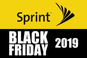 Sprint's Black Friday 2019 Deals