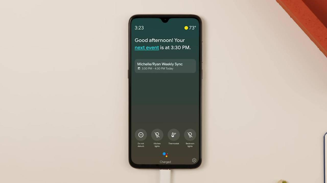 Google Assistant gets Ambient Mode in select Android phones