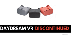 Daydream Discontinued