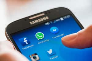 Other apps steal personal information through Facebook and Twitter log-ins
