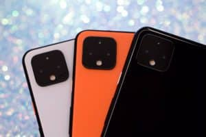 Pixel 4 has impressive set of cameras that take very detailed images