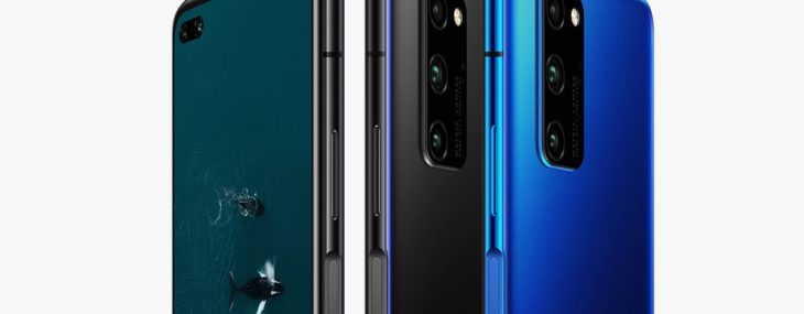 Honor V30 and V30 Pro series with 5G capabilities and 40MP triple rear camera launched
