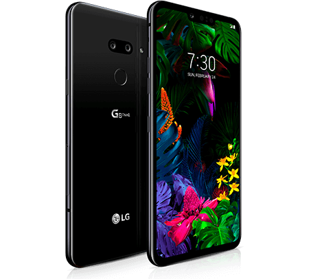 lg g8 thingq hearing impaired