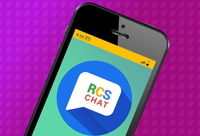 RCS Chat features read receipts, typing indicators as well as sending and receiving large files