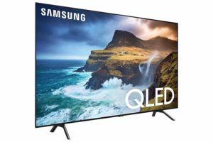 Samsung QLED 4K Q70 Series Ultra HD Smart TV