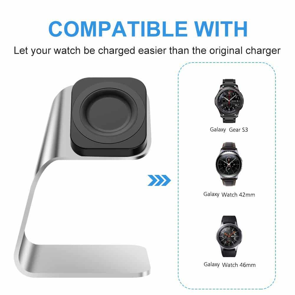 Compatible Devices with the NANW Cradle Charging Dock